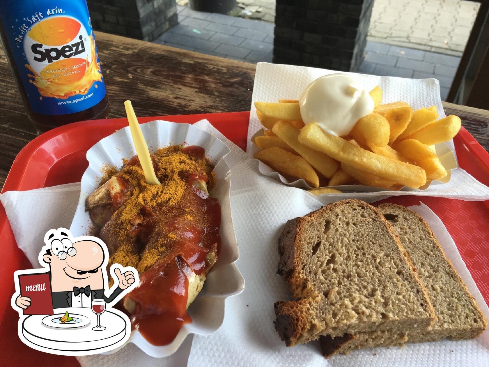 Meals at Best Worscht in Town