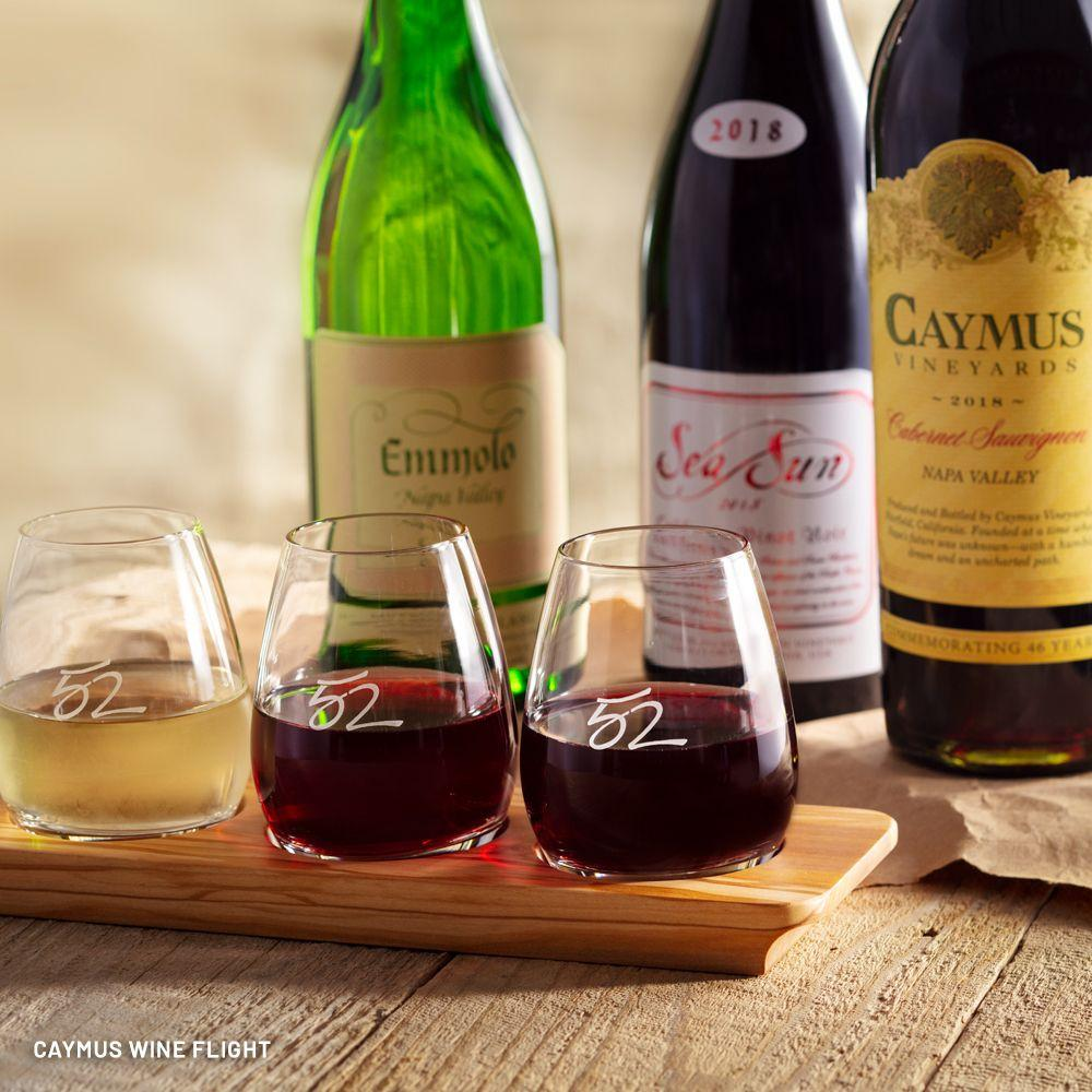 Savour a glass of wine at the end of a tiring day