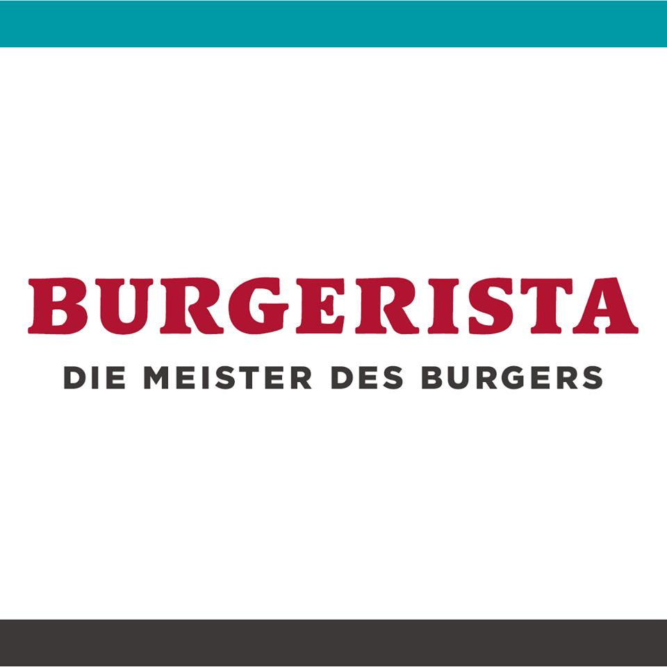 The graphical representation of BURGERISTA's brand