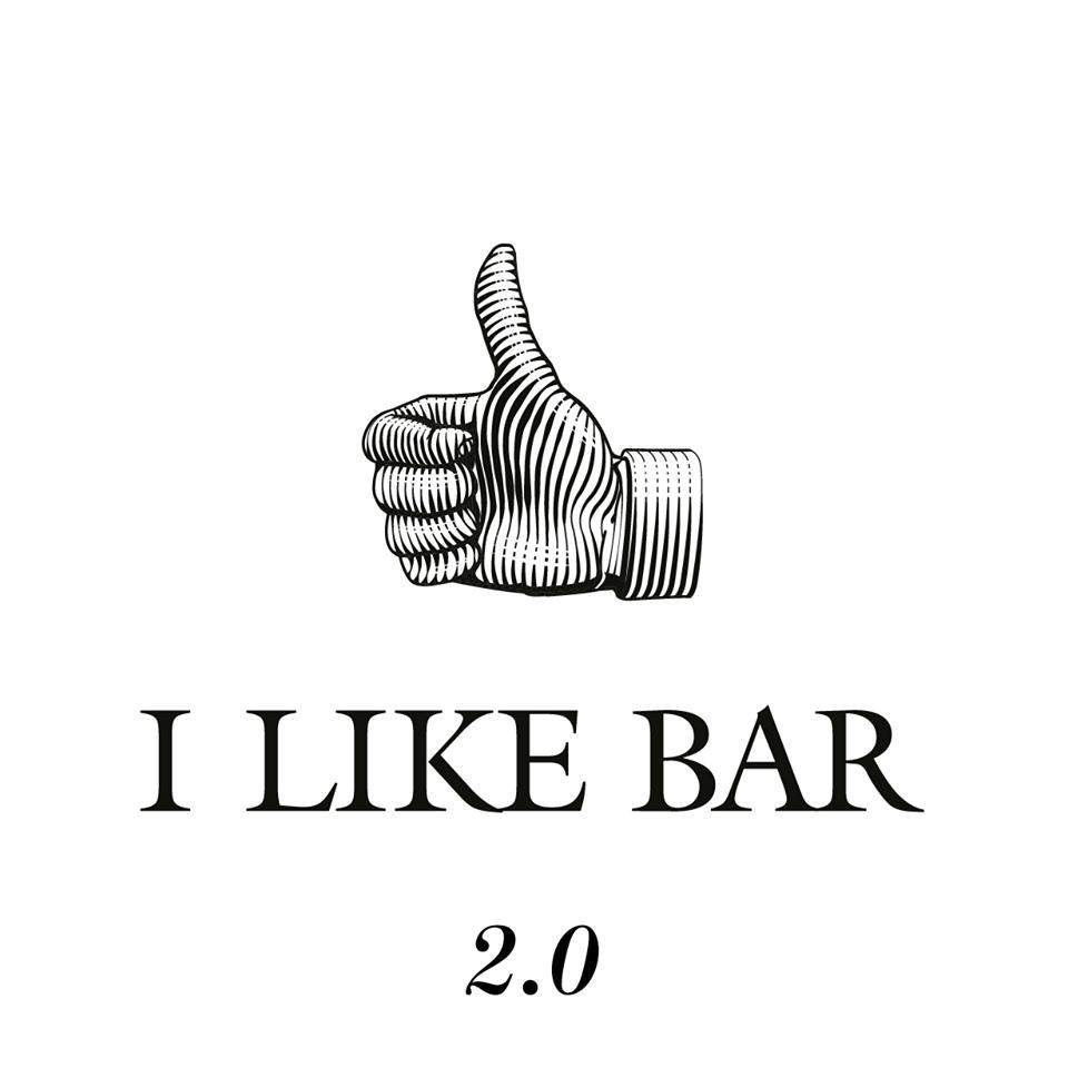 Логотип I Like Bar, Кафе