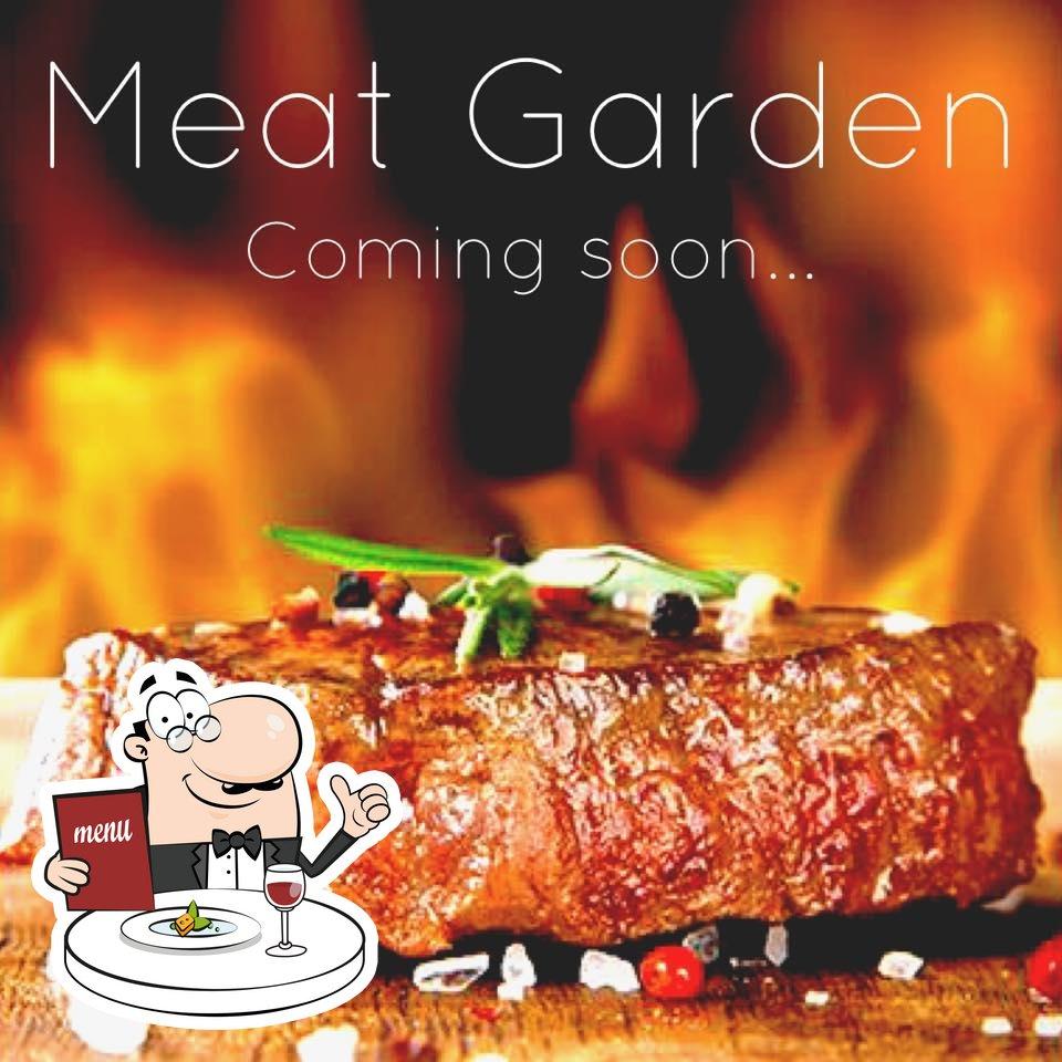 Comida en Meat Garden