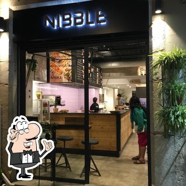 El interior de Nibble