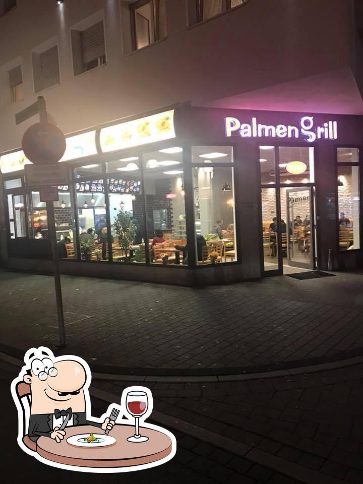 Meals at Palmengrill