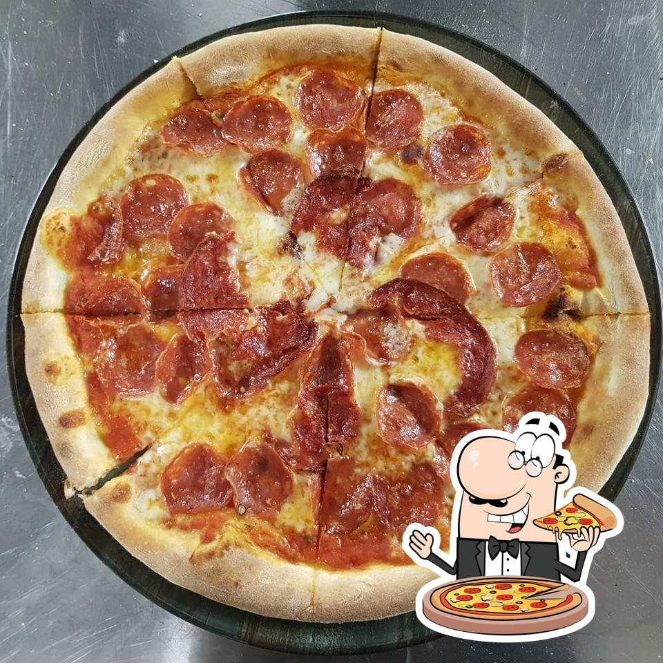 Pizza is the world's favourite fast food