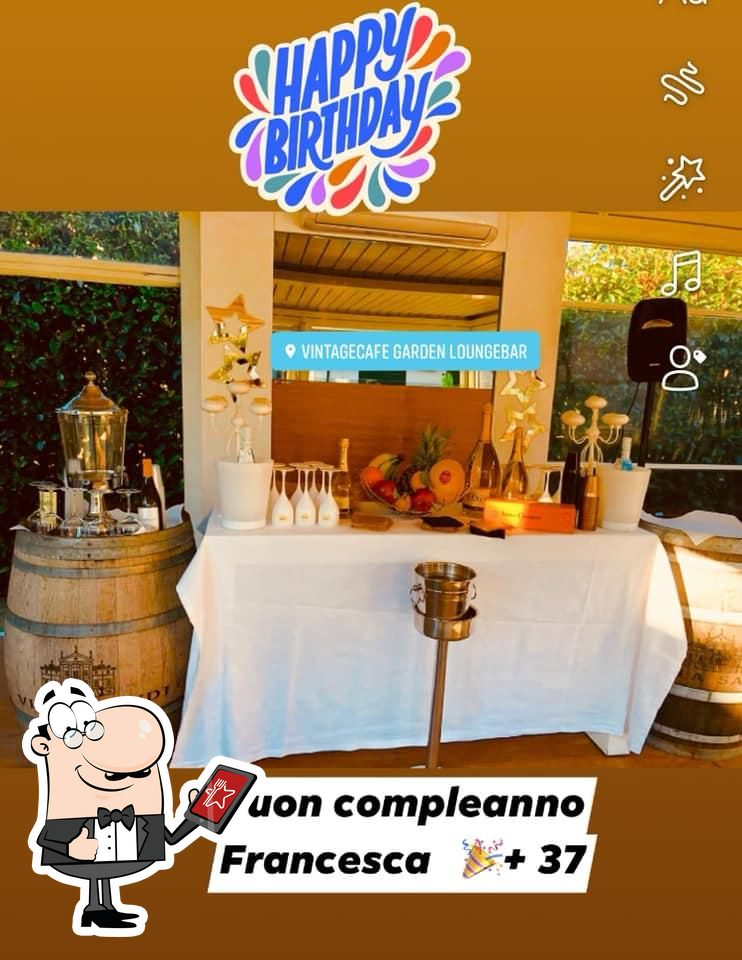 Vintage Bar Giugliano In Campania Restaurant Reviews