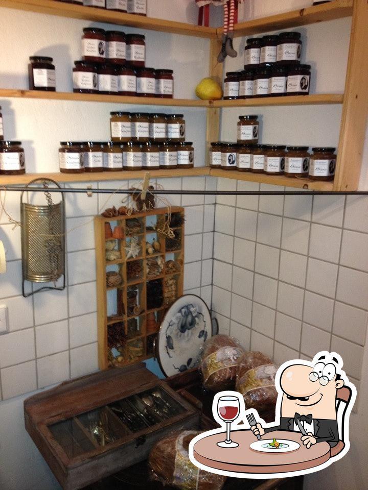 Gerichte im Waschhaus Ribbeck
