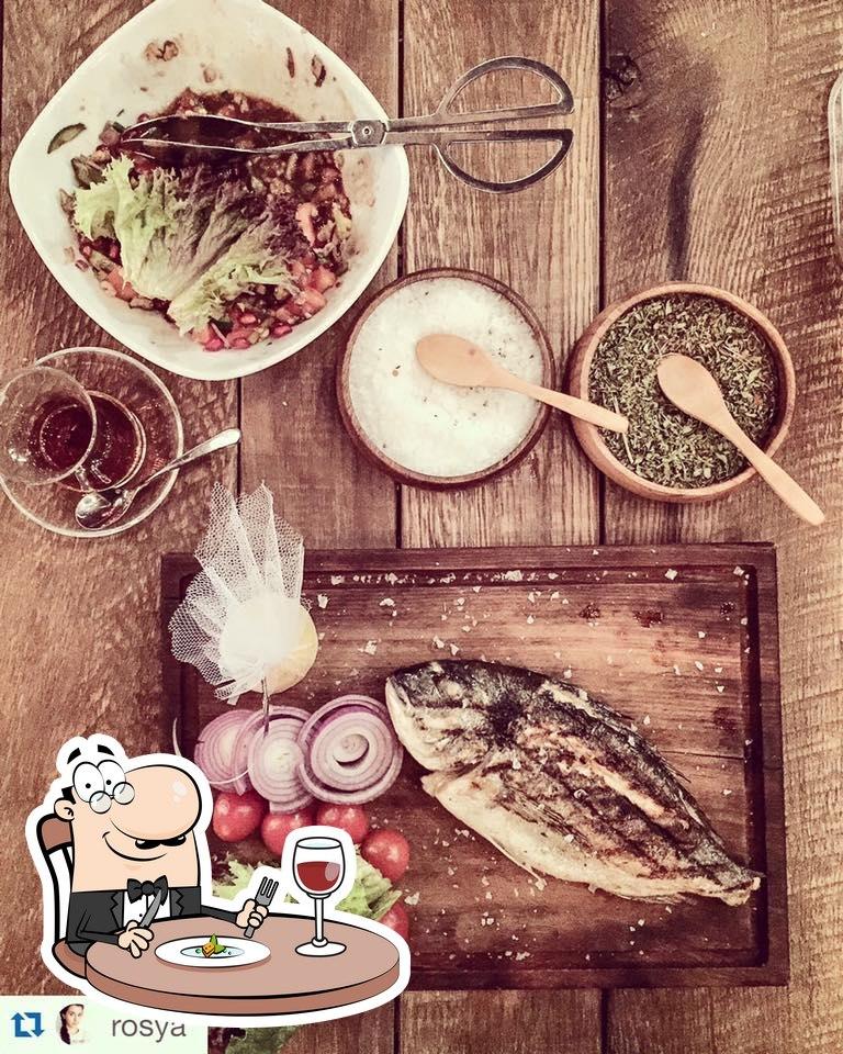 Food at Chef