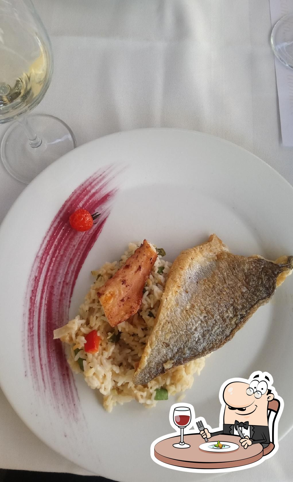 Meals at Hotel Evropa