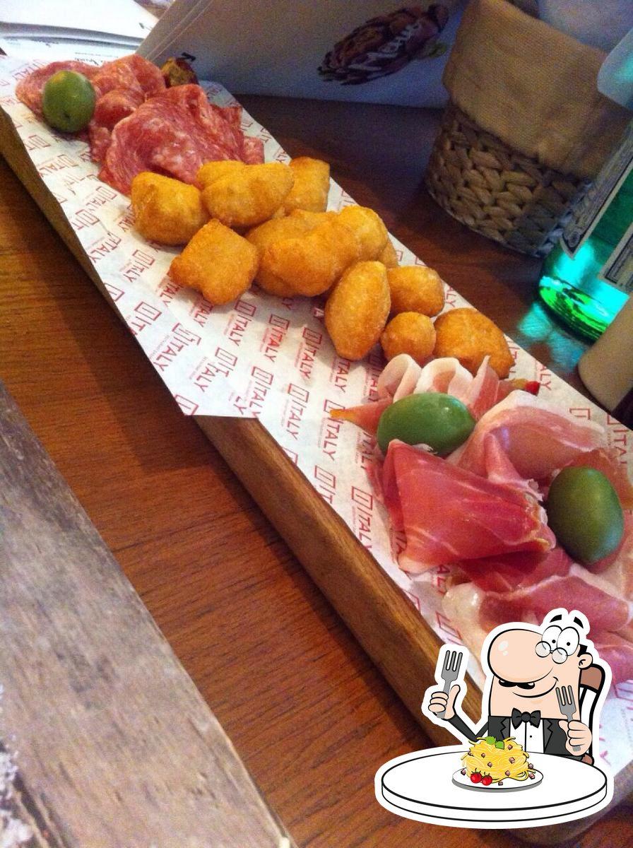 Блюда в Italy на Московском