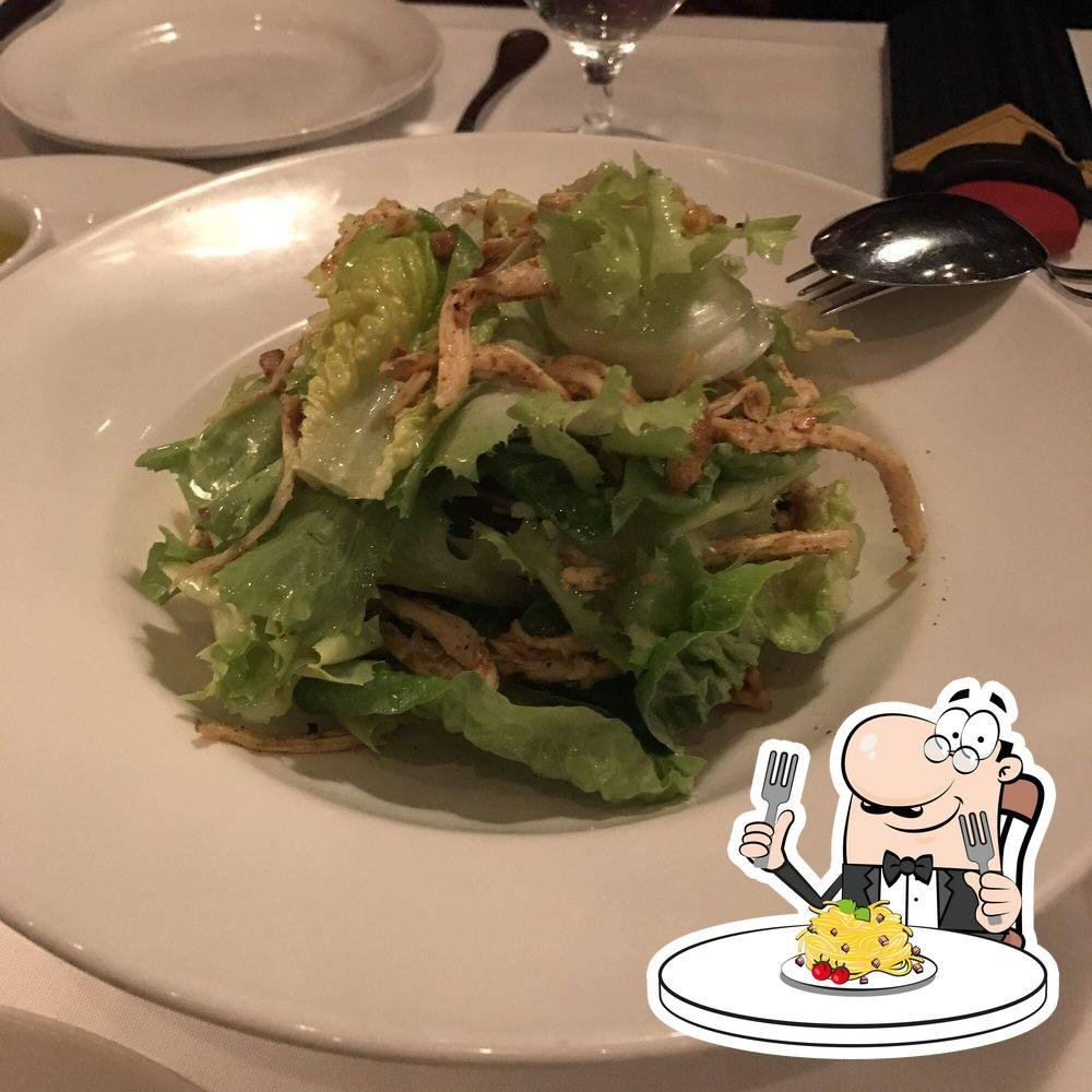 Meals at Osteria Mozza