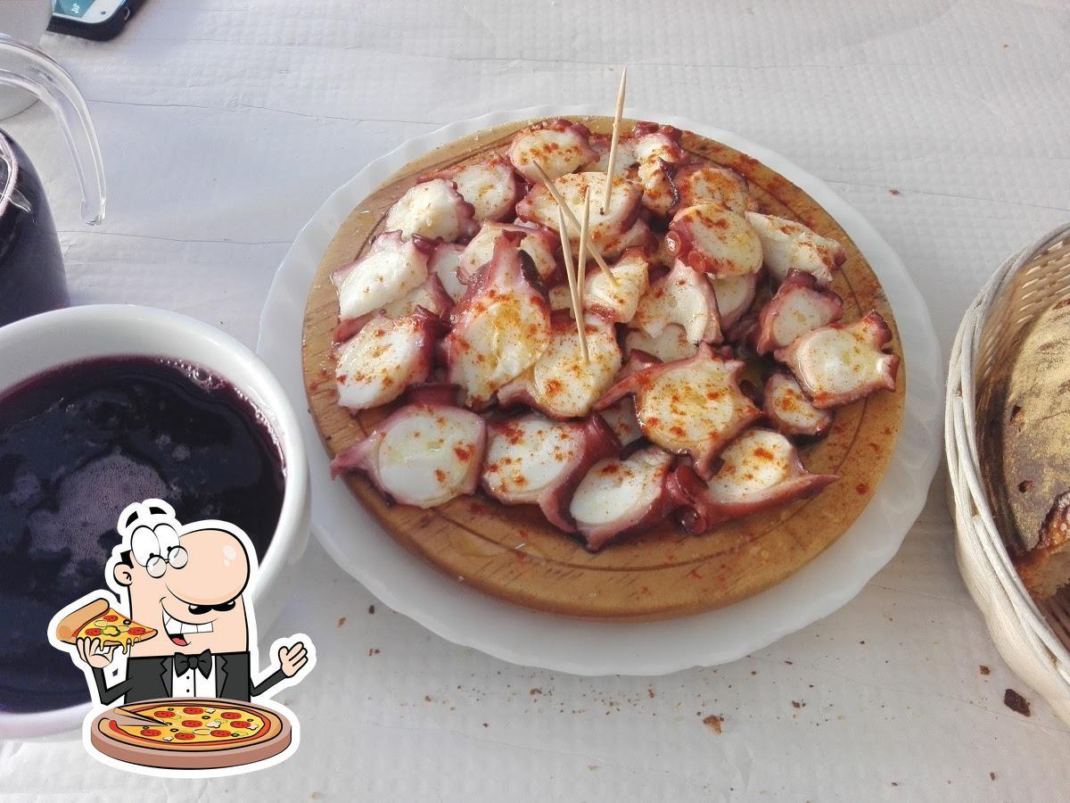 Restaurante Pulpo Rivadavia Ribadavia Opiniones Del Restaurante