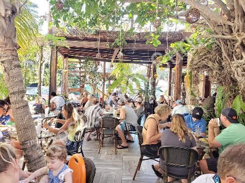 Menu At North Garden Restaurant Isla Mujeres