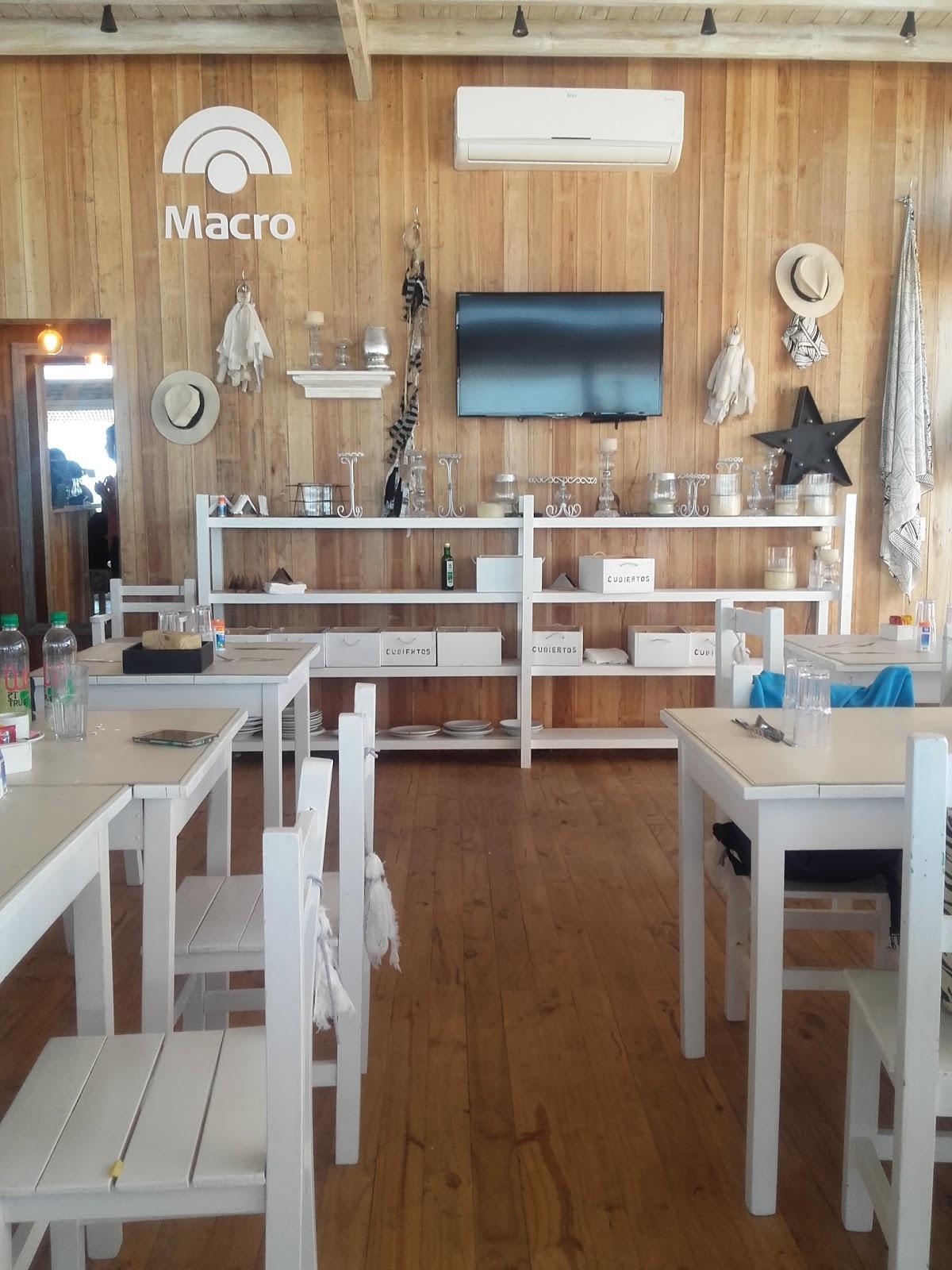Parador Terraza Del Alba Restaurant Pinamar Restaurant