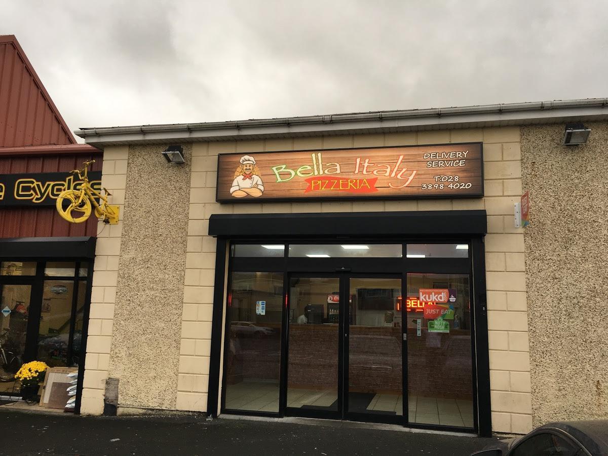Bella Italy In Craigavon Restaurant Menu And Reviews