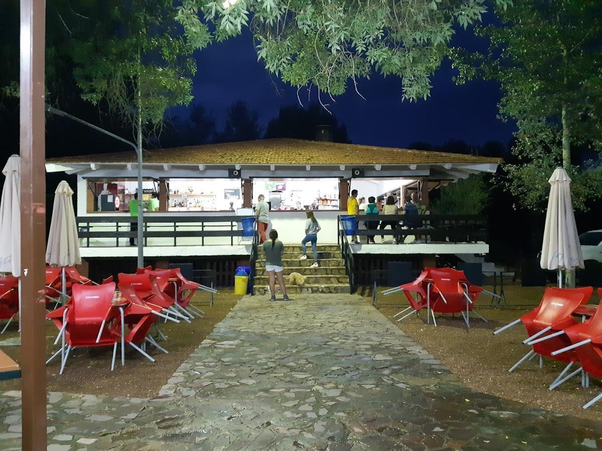 Terraza Bar Tabla De La Yedra España Opiniones Del