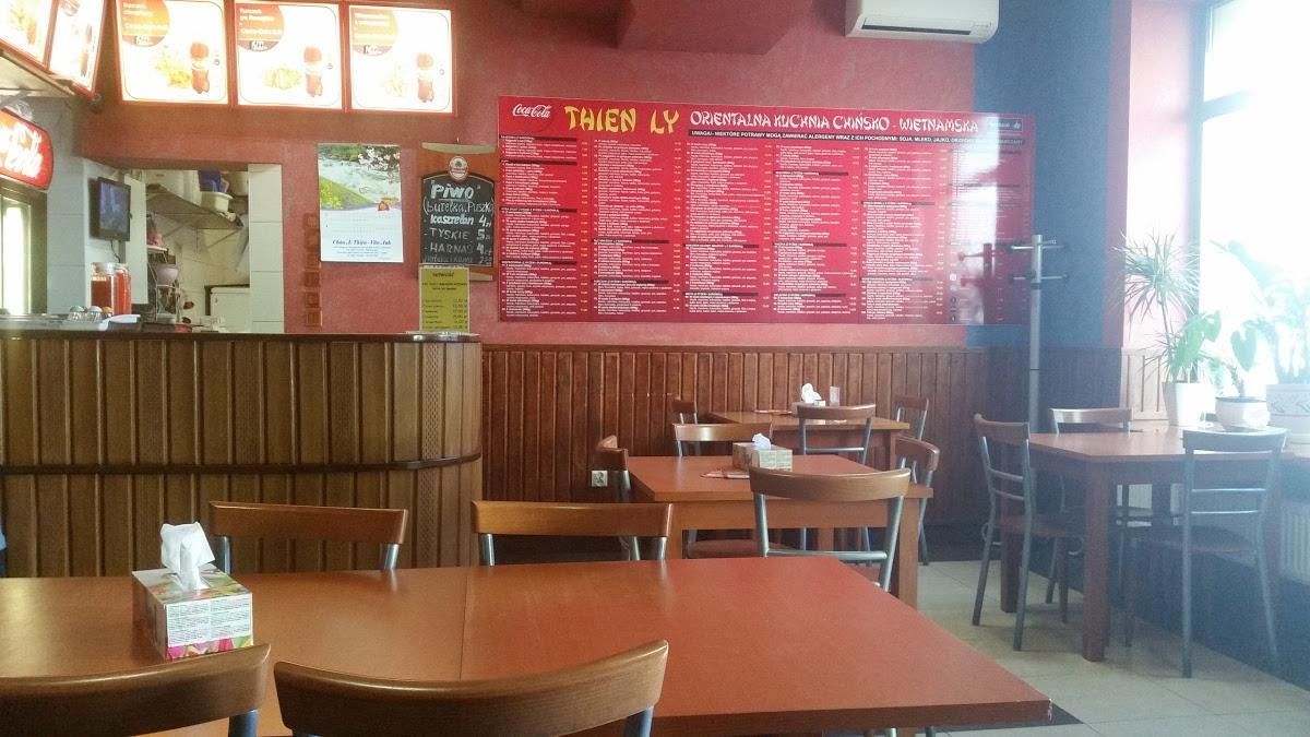Thien Ly Restaurant Plock Restaurant Reviews