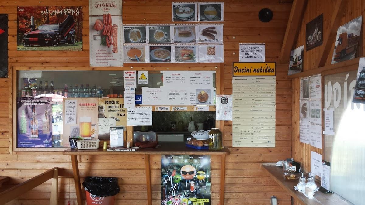 McPneu občerstvení restaurant, Libice nad Cidlinou - Restaurant reviews