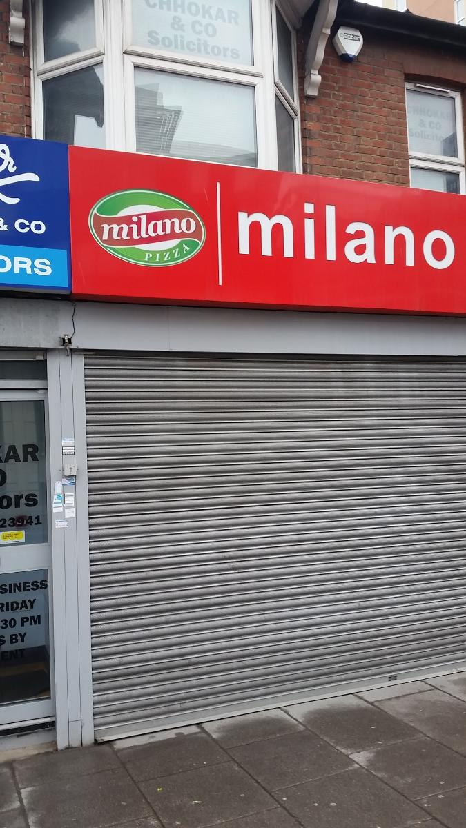 Milano Pizza In Slough Restaurant Menu And Reviews