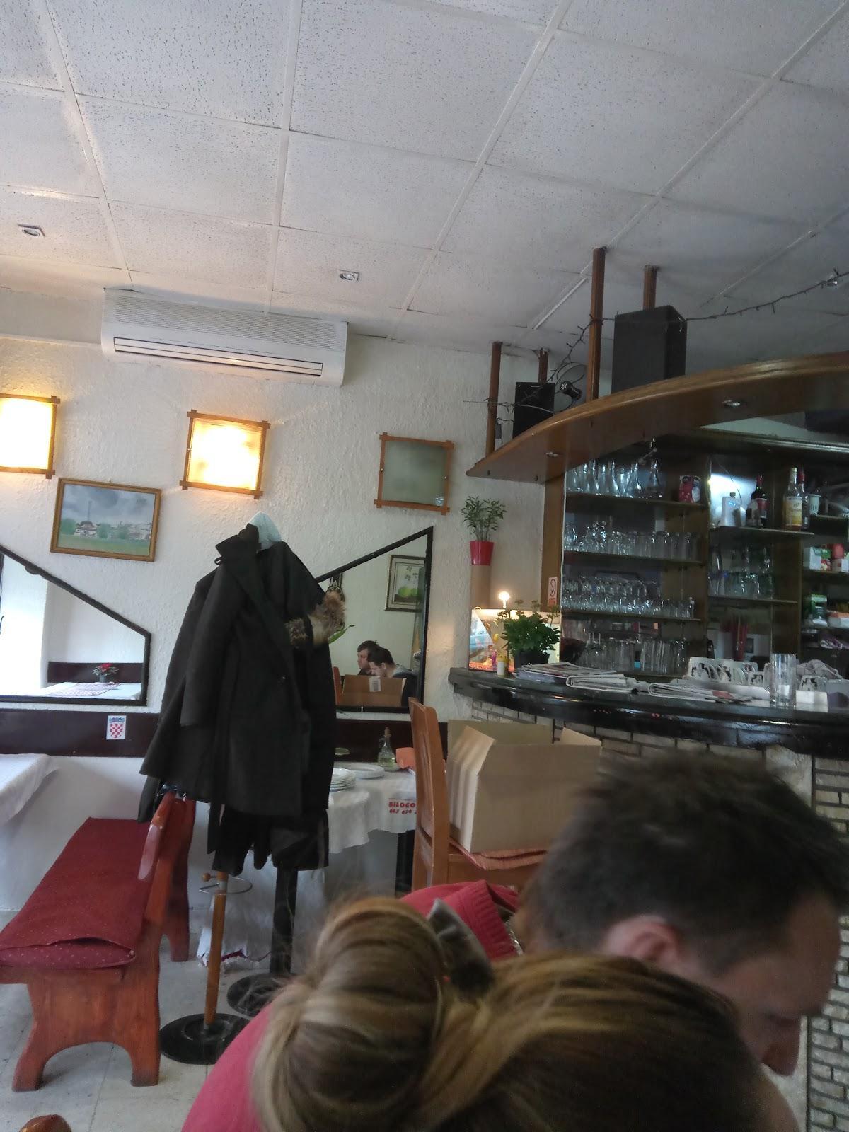 Pizzeria I Pecenjarnica Bilogora Bjelovar Restaurant Reviews