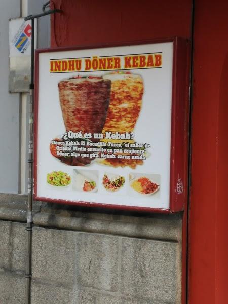 Indhu Doner Kebap In Ferrol Restaurant Reviews
