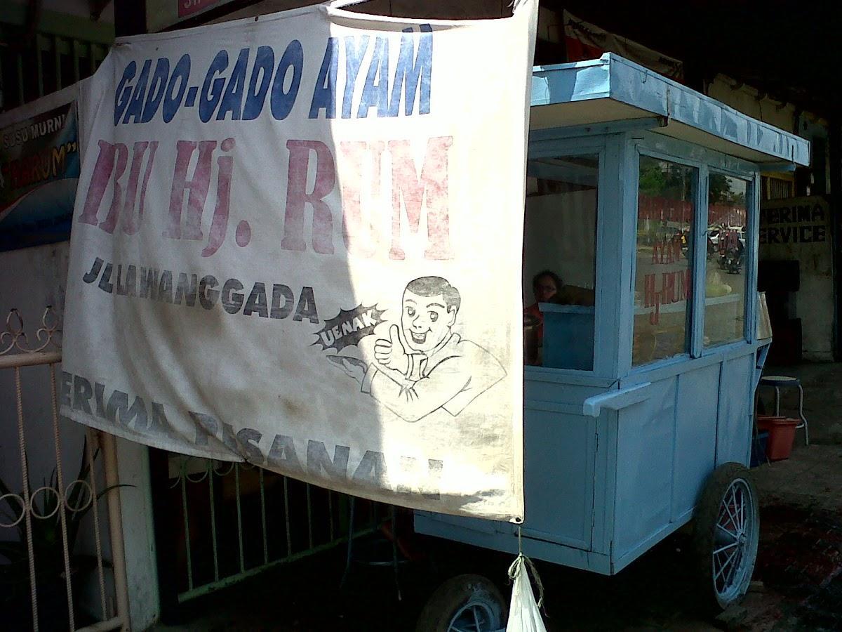 Foto de Gado-Gado Ayam