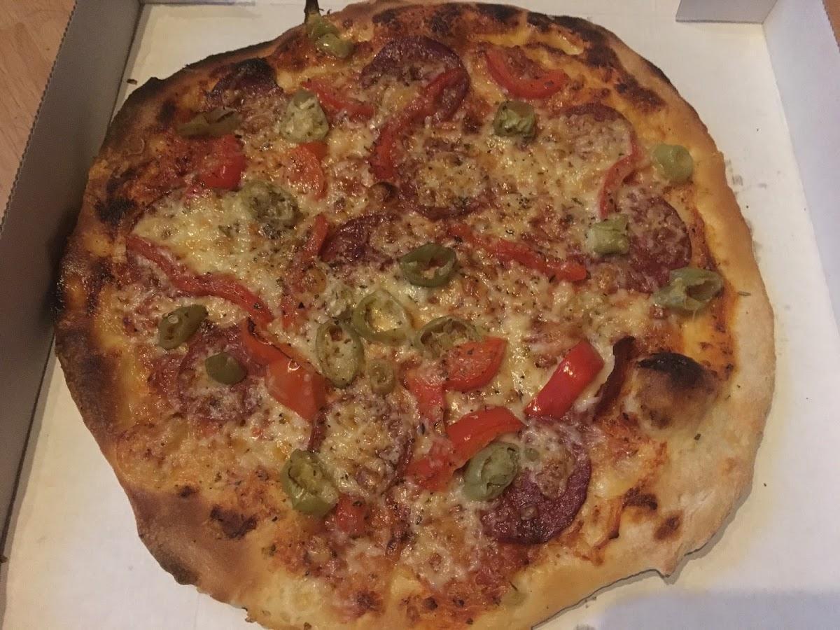 Witze pizza Eric S.