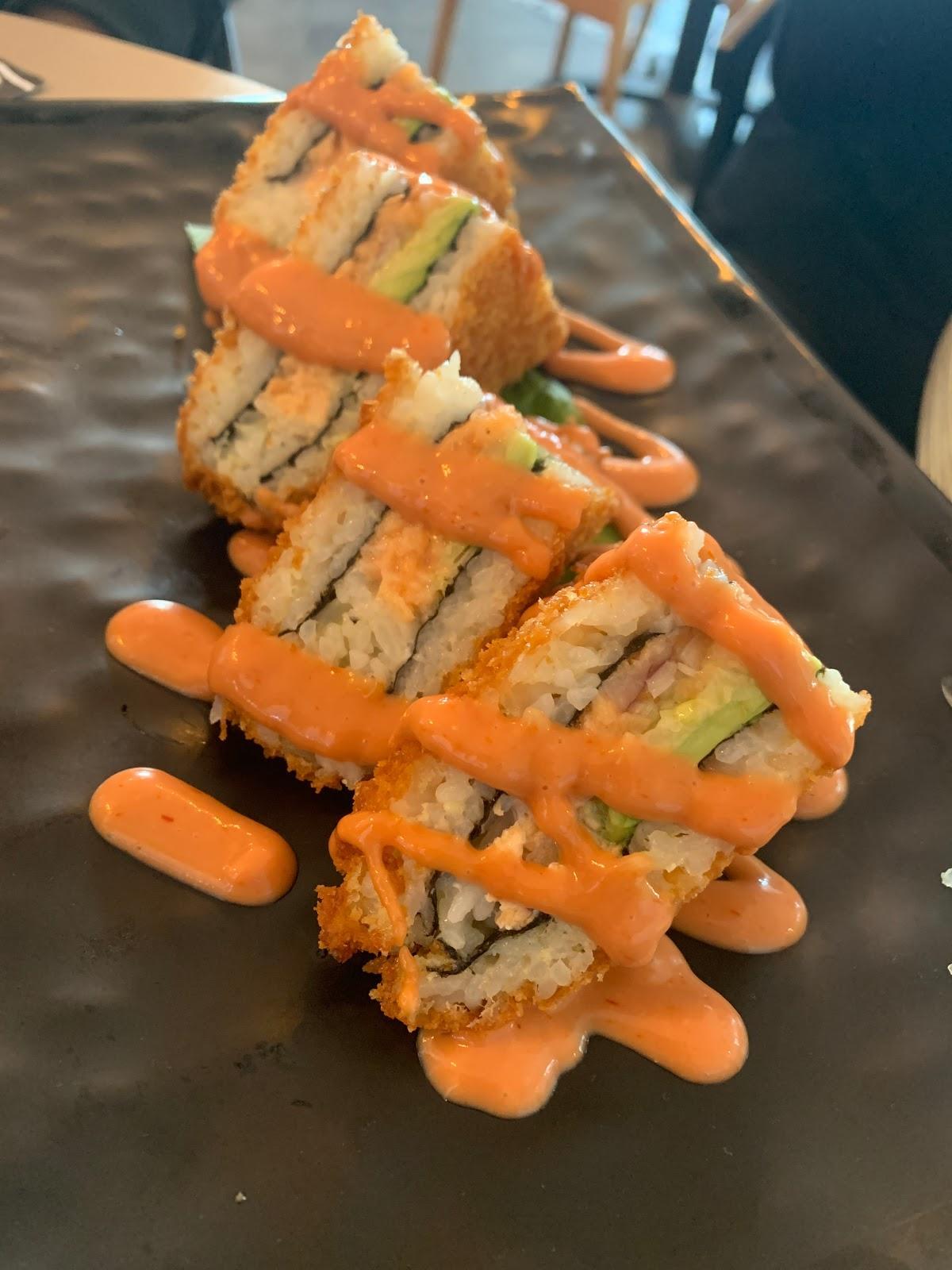 Nina Sushi Restaurant Tel Aviv Yafo J L Gordon St 2 Restaurant Reviews