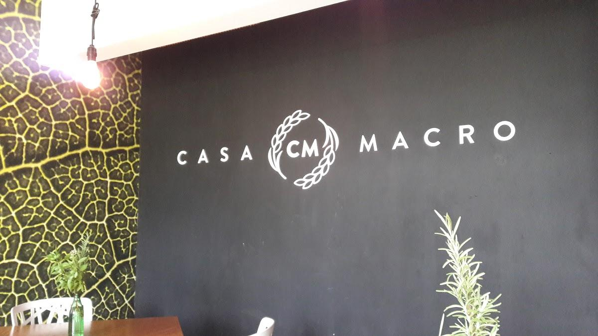 Casa Macro photo