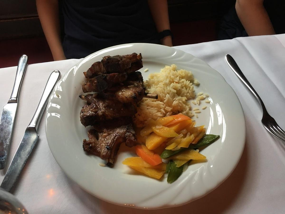 Stockhorn Grill foto