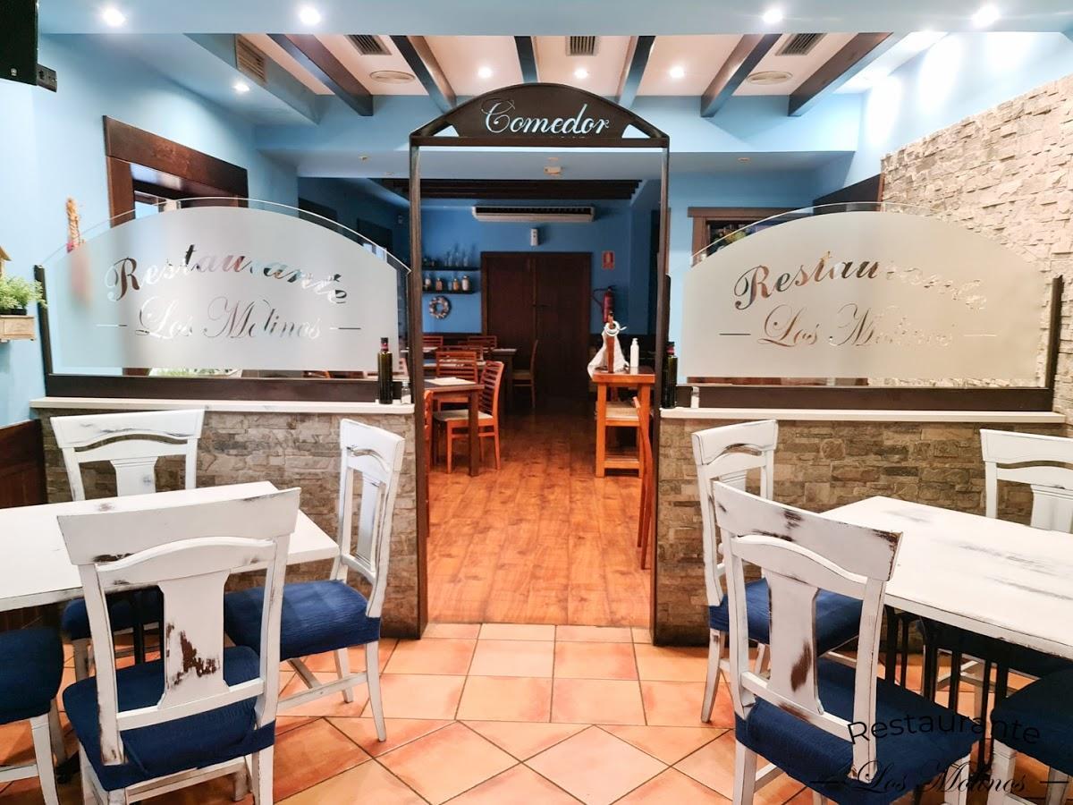 Hostal - Restaurante Navahermosa - Hostal Los Molinos, Navahermosa -  Opiniones del restaurante