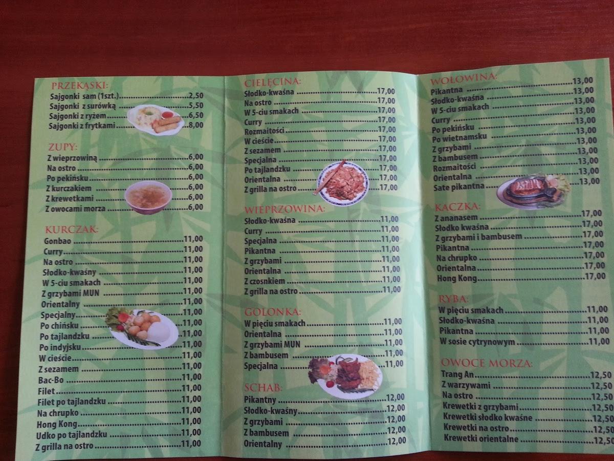 Trang An Restaurant Lodz Restaurant Reviews