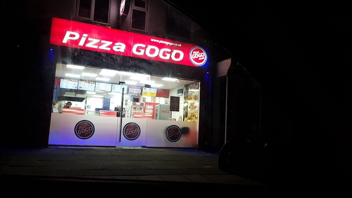Pizza Gogo 160 Parkgate Rd In Coventry Restaurant Menu