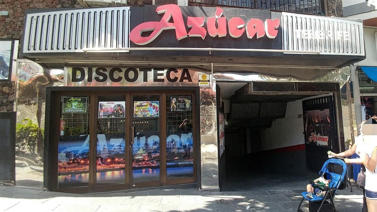 Discoteca Azucar In Puerto De La Cruz