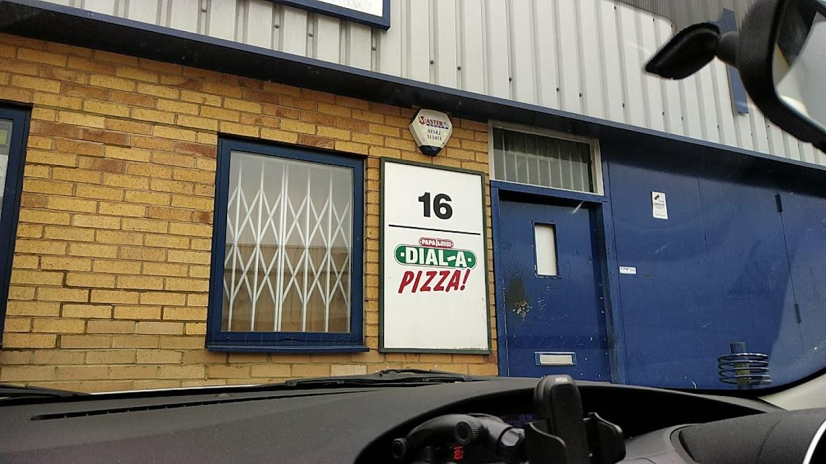 Dial A Pizza In Milton Keynes Restaurant Menu And Reviews