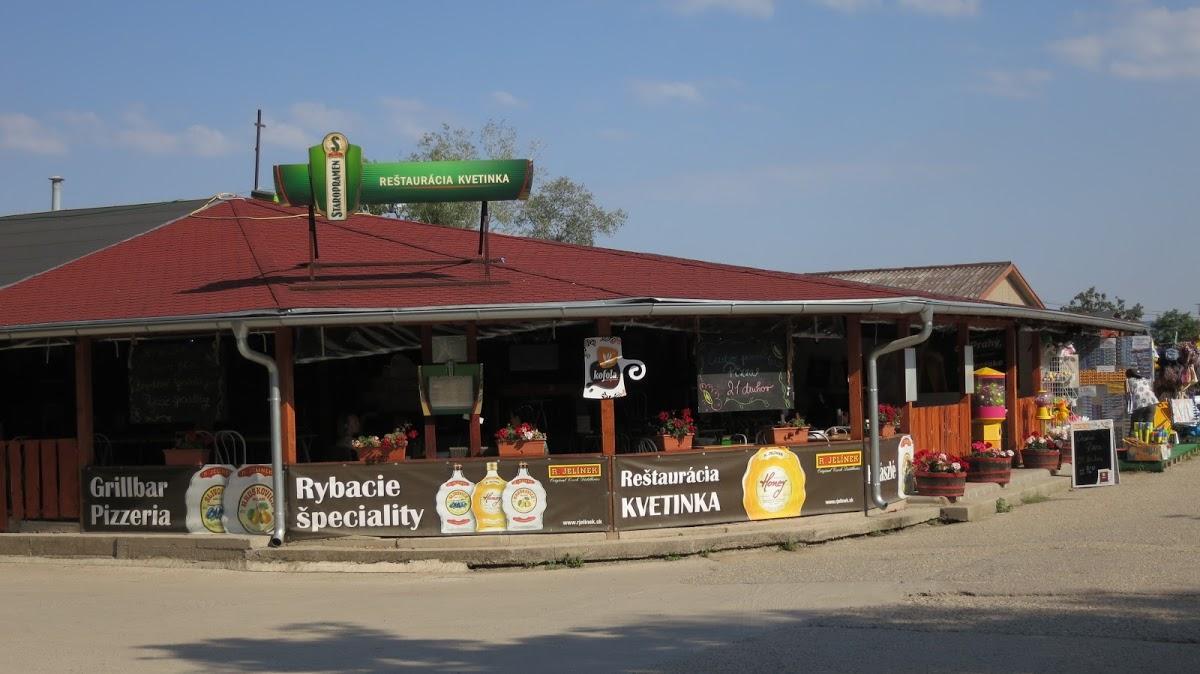 Kvetinka restaurant, Štúrovo - Restaurant reviews
