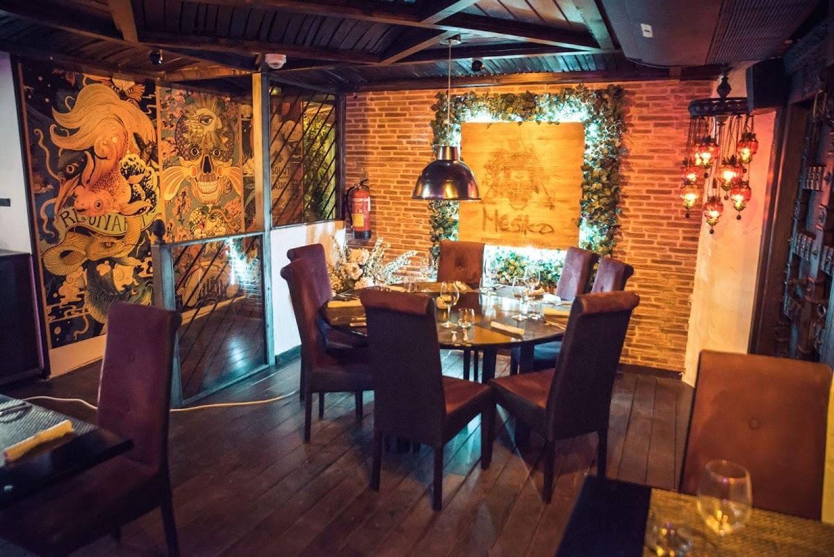 Restaurante Mesiko, Marbella, Muelle Ribera - Opiniones del restaurante