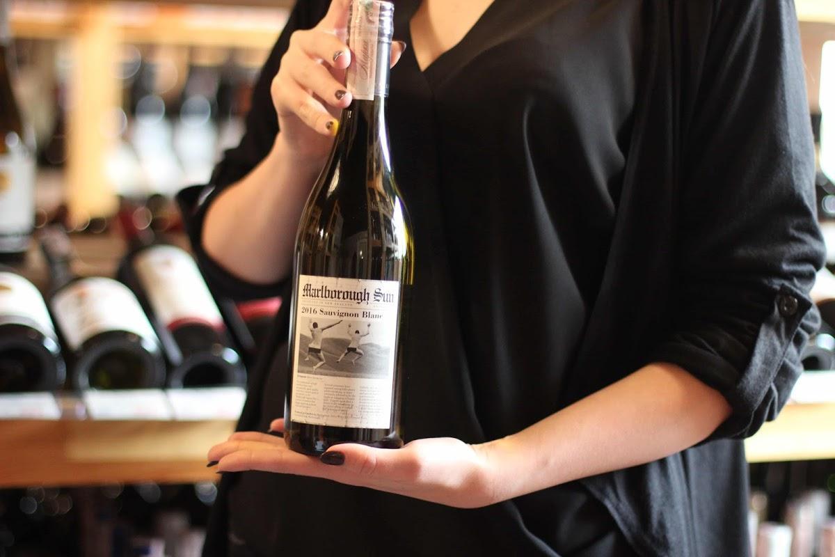 Новозеландське диво: вино Marlborough Sun