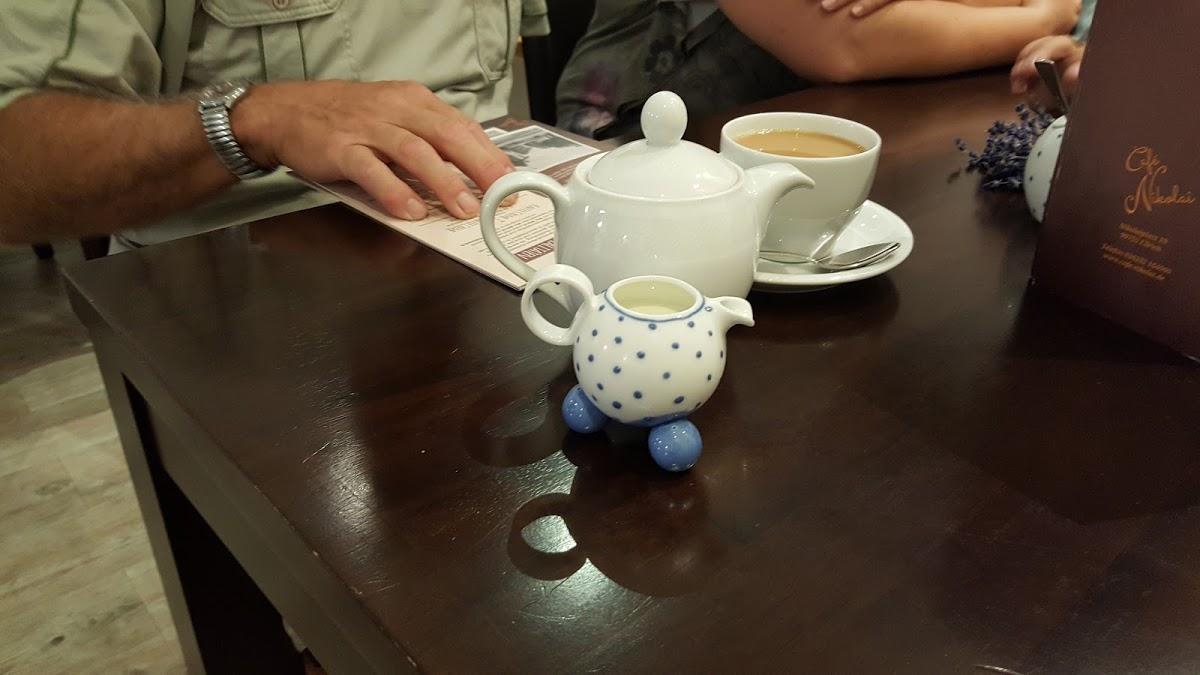 Café Nikolai Foto