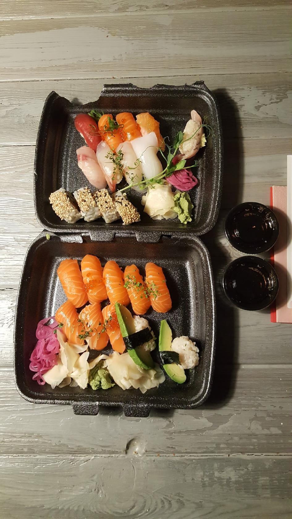 sushi hornstull galleria