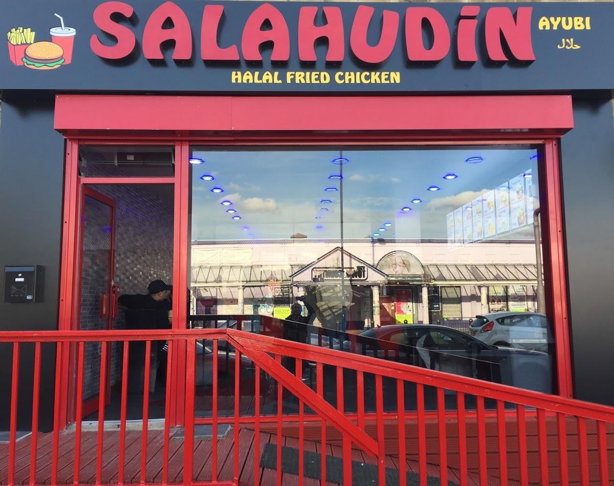 Salahudin Halal Fried Chicken In Bradford Restaurant Reviews