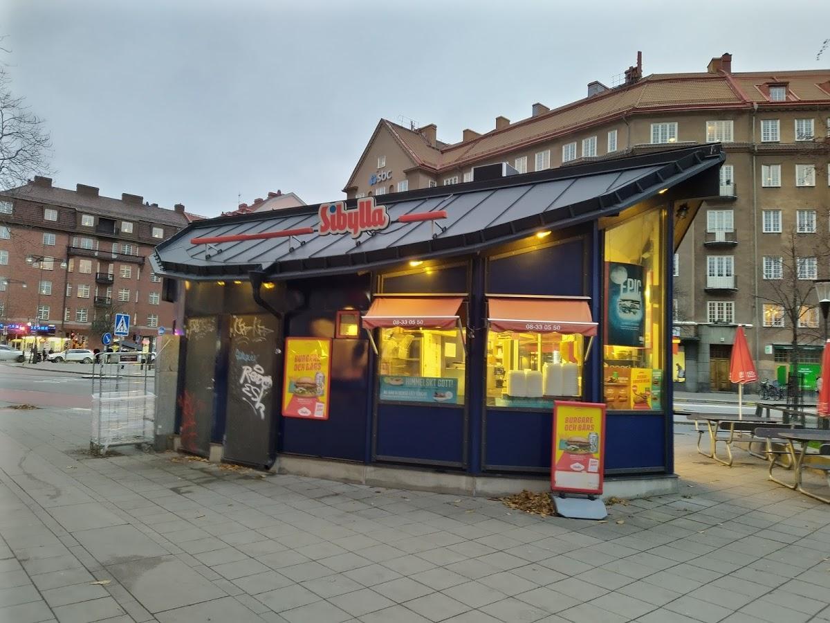 Sibylla St Eriksplan