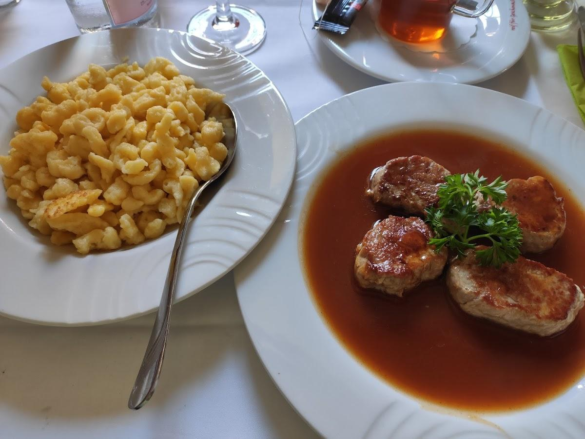 Gasthaus Zum Hirsch Inh J Ramisch Restaurant Neu Ulm Restaurant Reviews