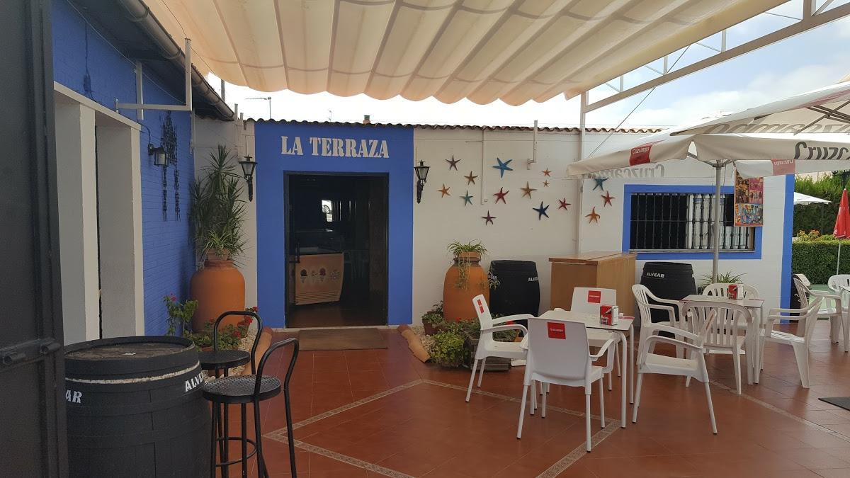 Restaurante La Terraza De Rocio Valencina De La Concepción
