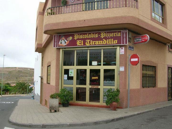 Фотография Pizzería El Tirandillo