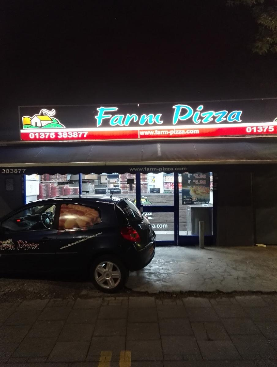 Farm Pizza In Grays Restaurant Menu And Reviews