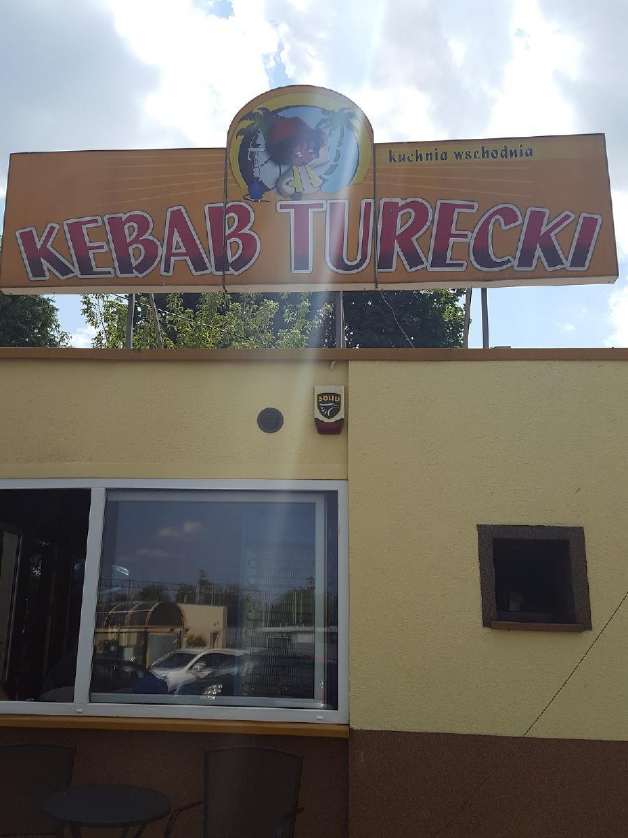 Kebab Bakar Kuchnia Wschodnia Restaurant Bochnia