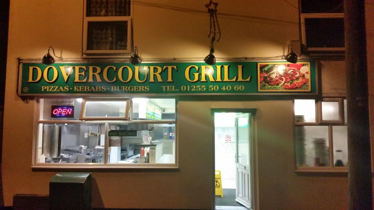 Dovercourt Grill In Harwich Restaurant Reviews