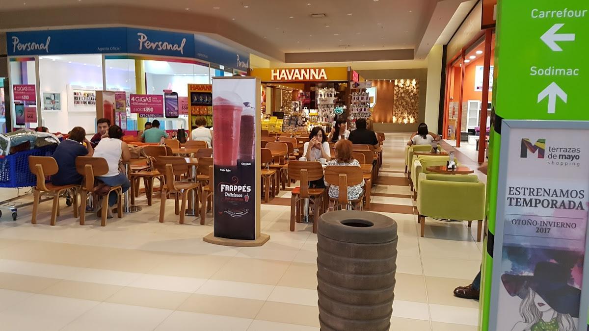 Café Havanna Los Polvorines Ruta 8 Y 202 San Miguel Local