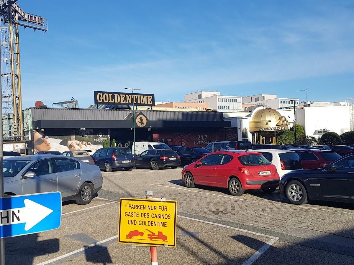 Golden time vienna