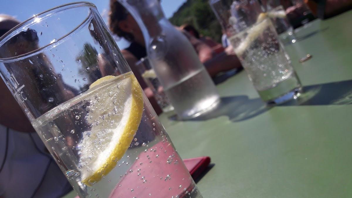 Cafe-Restaurant Sonnenschein Foto